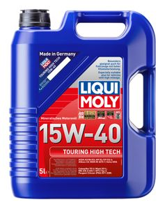 LIQUI MOLY 1096 Touring High Tech 15W-40